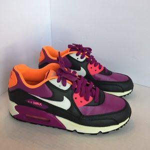 Nike Shoes - Nike Air Max 90 2007 Gs 345017-504